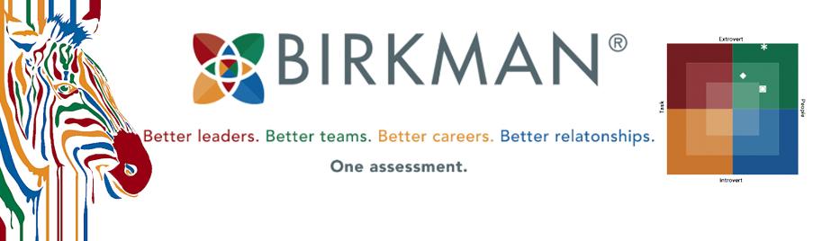 مقياس بيركمان Birkman's Personality Assessment